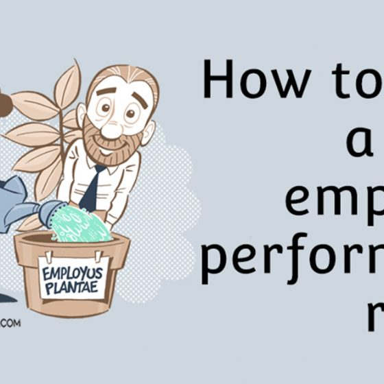 10 Steps Toward a Regular Employee Review System